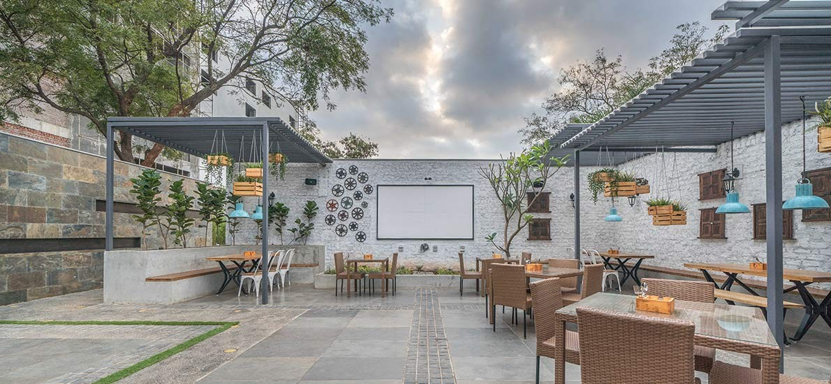 Hyderabad's Sainma restaurant is for all movie lovers