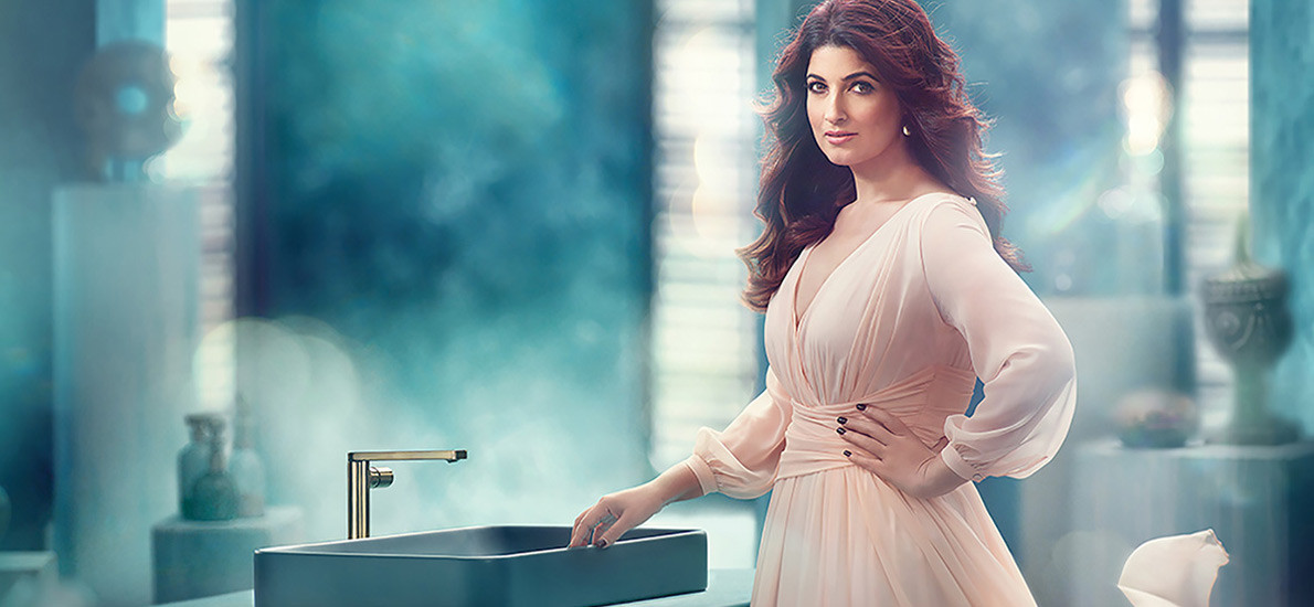 Reinvent the bathroom with India-inspired Colours by Kohler