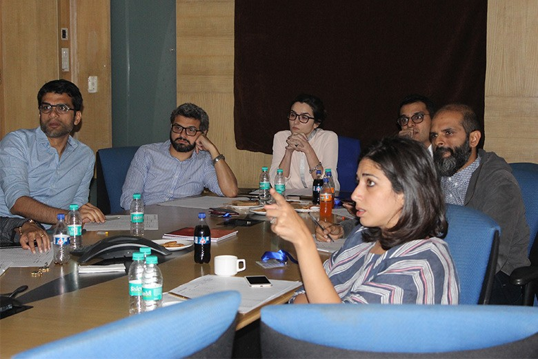 Trends Excellence Award Jury Meet