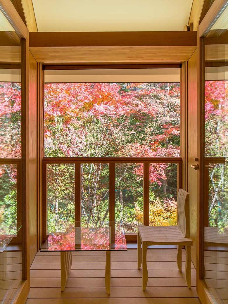 Step into the Shishi-iwa House by Shigeru Ban