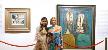 When Souza met Picasso at Lodha's The World Villas