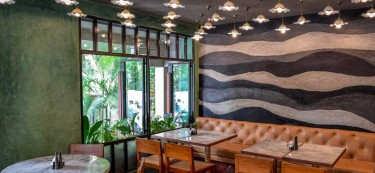 Eateries where design meets sustainability