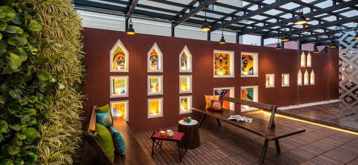 An Indian Inspired Contemporary Family Farmhouse In Surat Goodhomes Co In