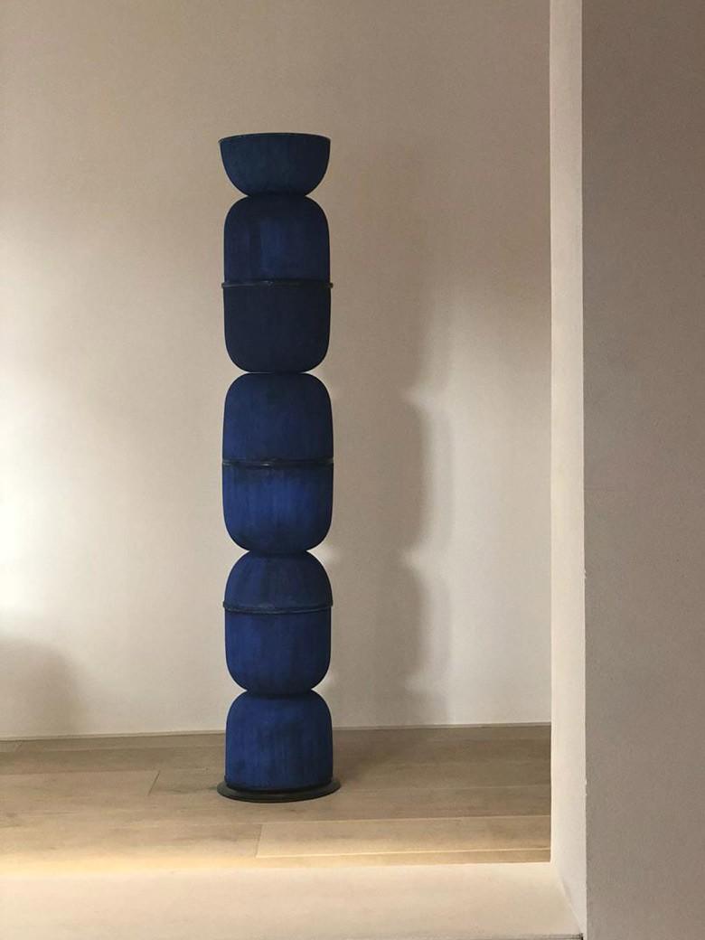 Blue Totem