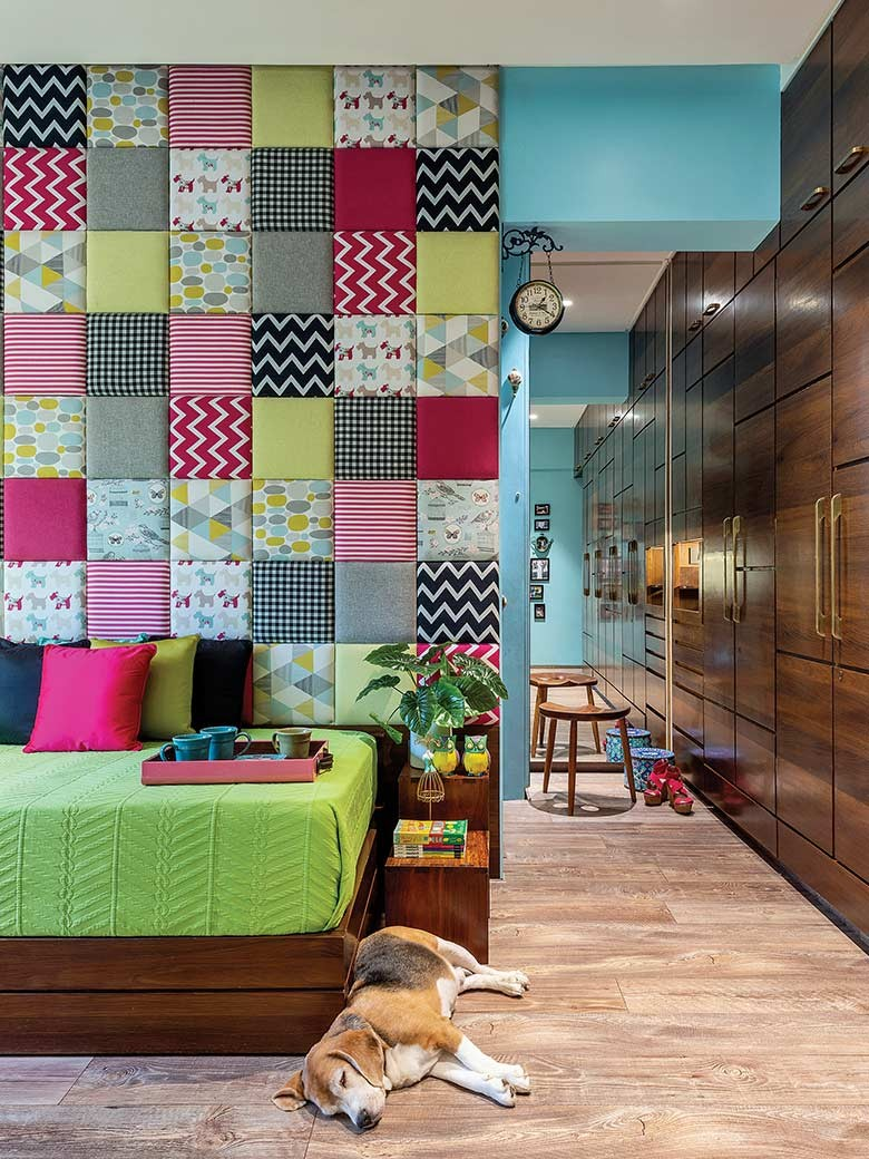 Step inside this vintage-modern Mumbai home by Kunal & Khushboo Khandelwal