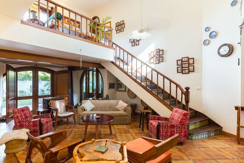 This Chandigarh Home Celebrates Mediterranean Style With An Ethnic Twist Goodhomes Co In