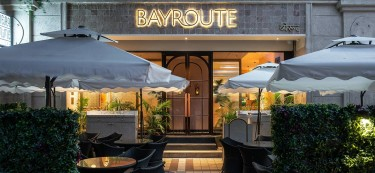 Bayroute channels Middle Eastern charm