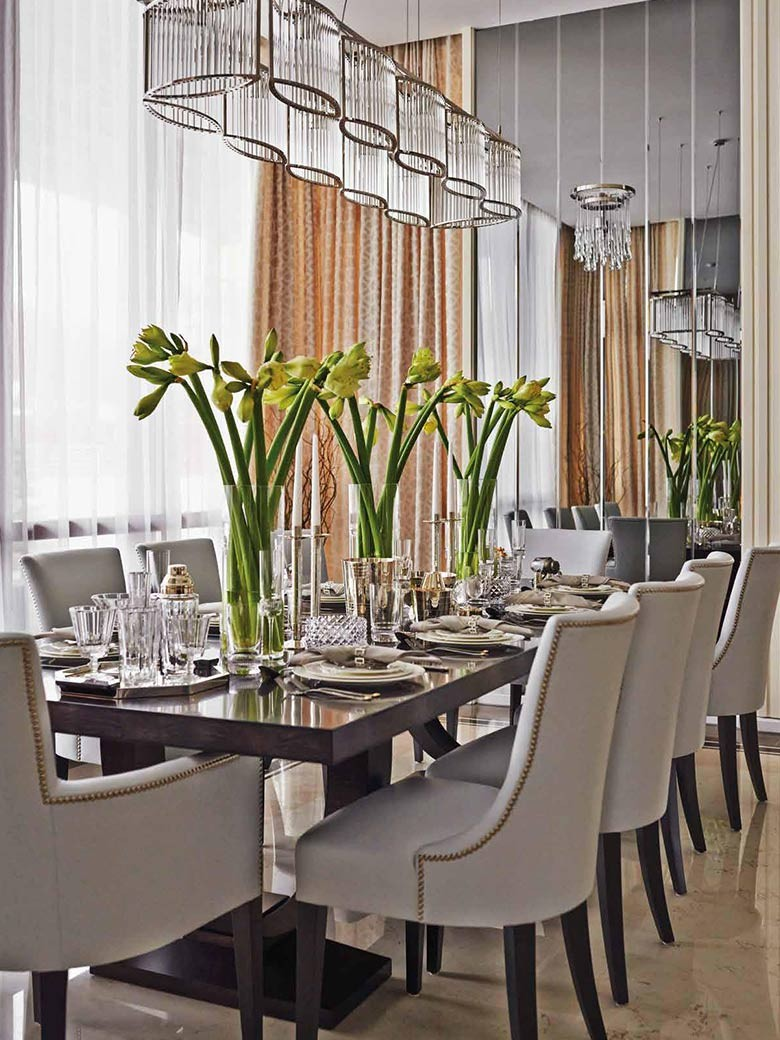 5 luxurious dining rooms we love