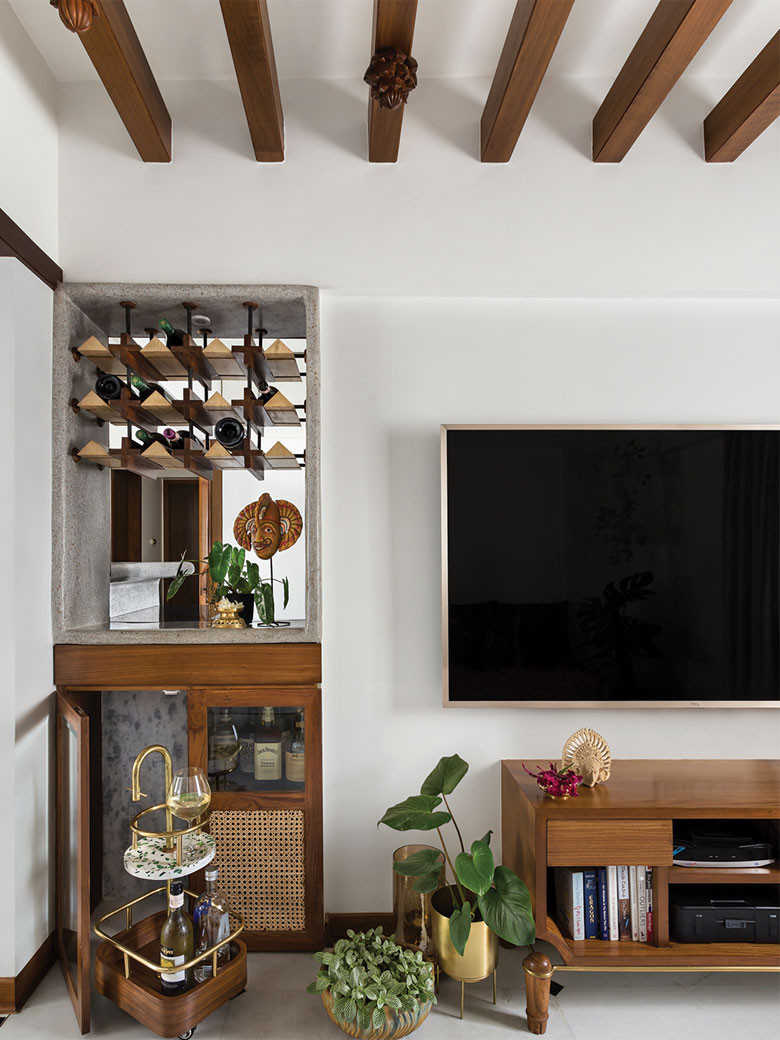 Image of: Take Your Apartment To Great Heights With These False Ceiling Design Goodhomes Co In