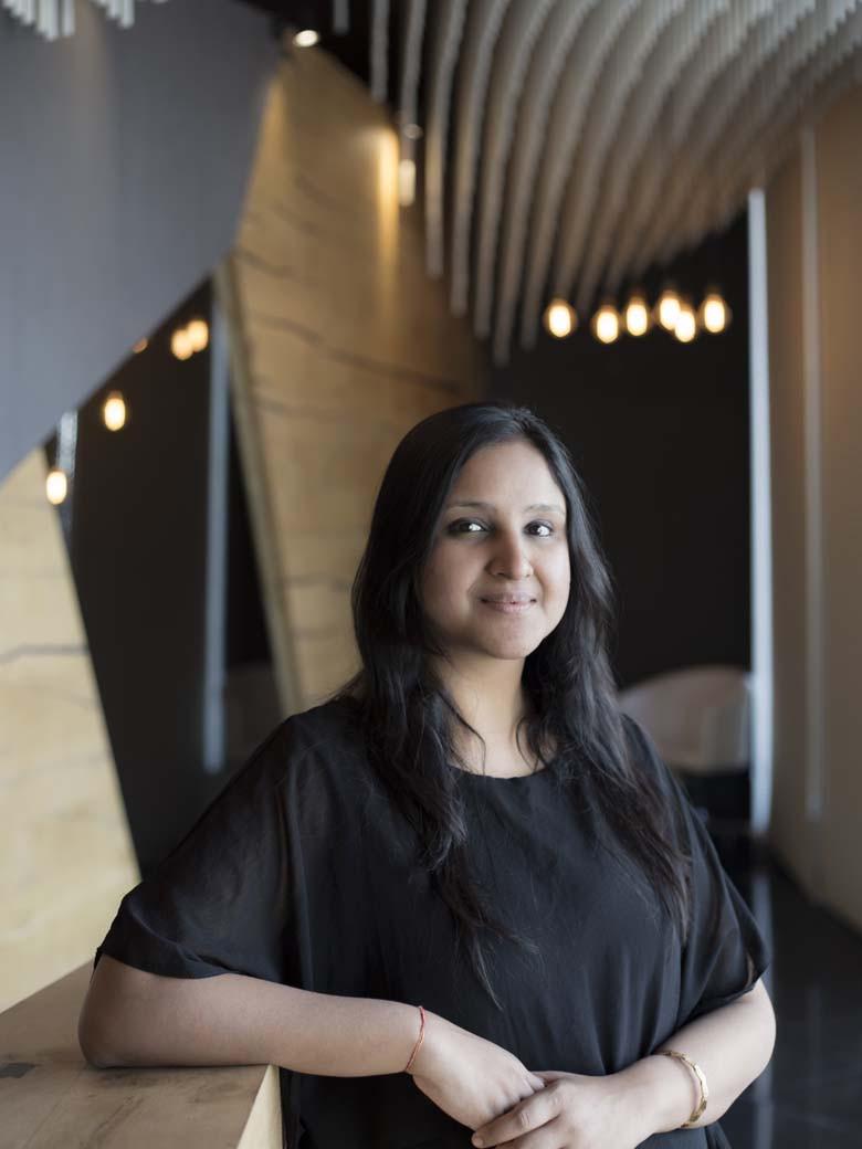 Architect Prerna Kaleru