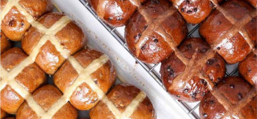 Stay Home and Bake these Simple Easter Goodies