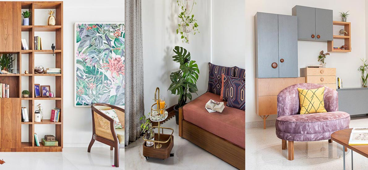 We bring you the best compilation of our summer-inspired homes