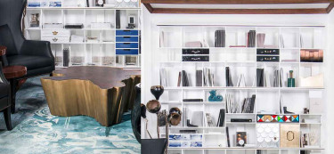 6 Bookshelf Designs That Display More Than Just Your Favourite Paperbacks