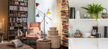 Update your home with these innovative wall mounted shelves