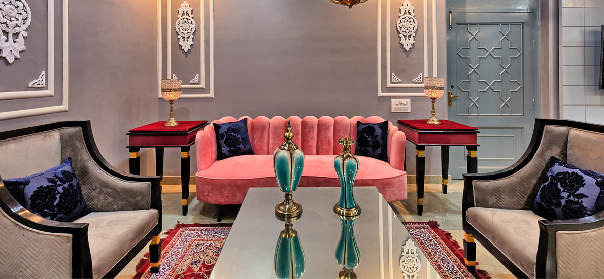 Mughal architecture takes a modern reformation with this Jaipur home