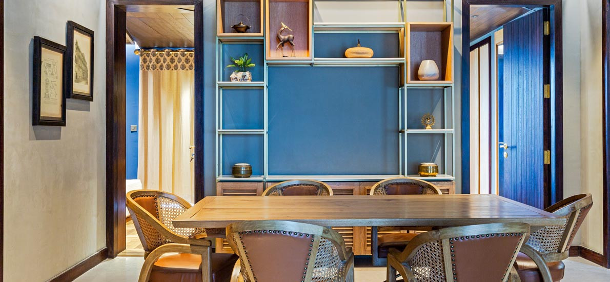 How to incorporate Pantone Color of the Year: Classic Blue into your home
