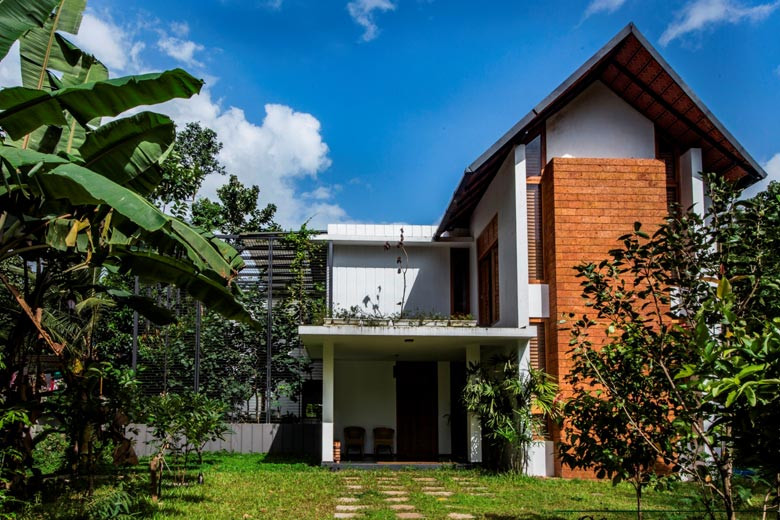 Called The Garden House This 3 050sqft Bungalow In Kerala Is Spectacular Goodhomes Co In