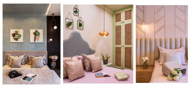 This newly done Bengaluru apartment has a fashionable flair