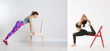 How to workout with home furniture, according to A-list fitness trainers