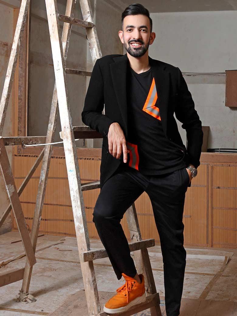 Architect Ali Baldiwala