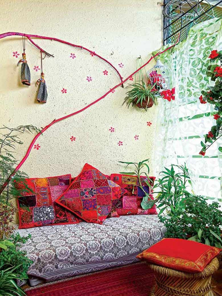 Balcony Shraddha Bhatnagar