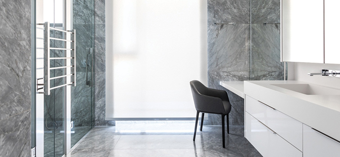 Small bathroom designs fit for royalty