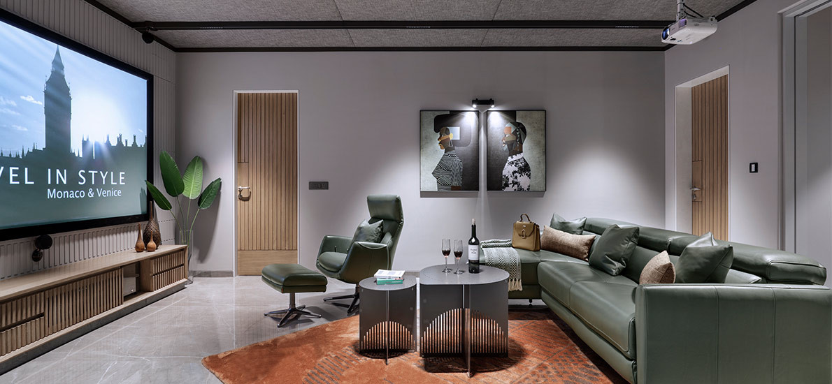 At Home with A+T Associates