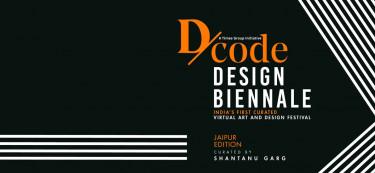 D/CODE Design Biennale 2020 - Jaipur Edition