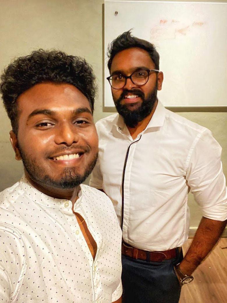 Dev & Kaushik