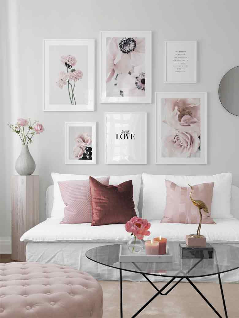 Gallery Wall Decor Ideas