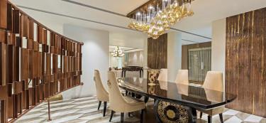 Urbanscape Architects design a luxe apartment in Gurugram's DLF Magnolias