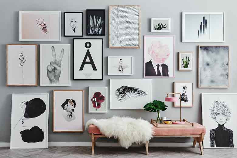 Photo Wall Ideas Wall Decor