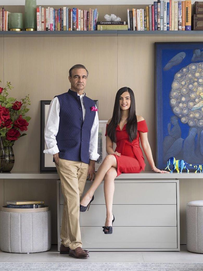 Interior Designer Saba Kapoor