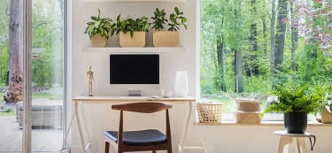 Home: The New Work Space