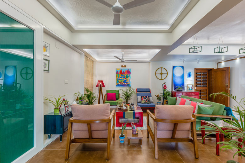 Channelising The India Modern Design Aesthetic Goodhomes Co In