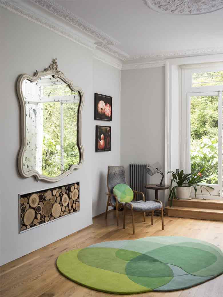 Wall Decor Ideas Mirror