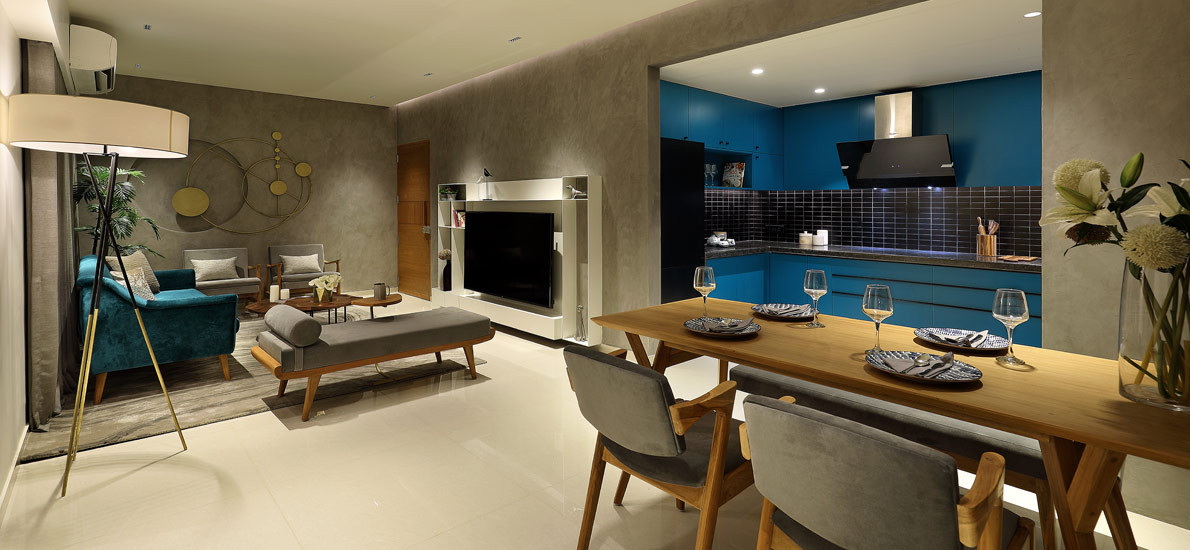Planned to perfection, this homes' open-plan layout is the best we've seen