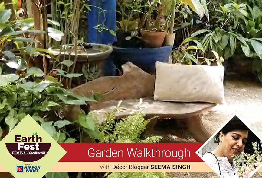 Garden Walkthrough with Seema Singh