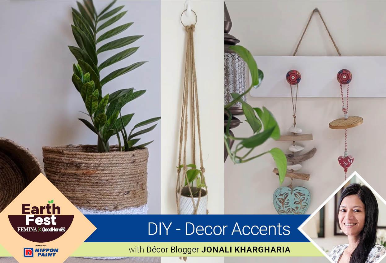 DIY- Decor Accents