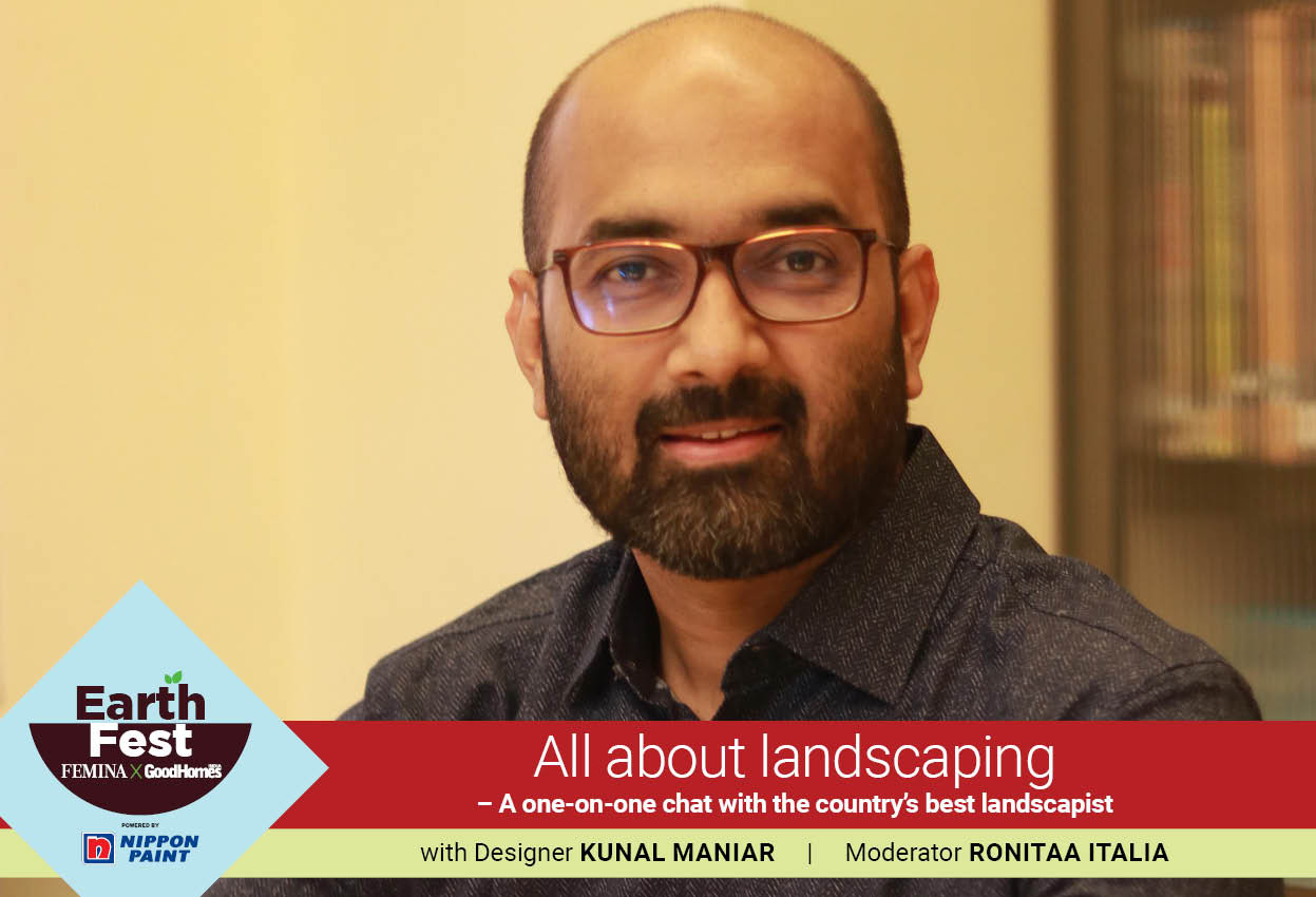All about landscaping – A one-on-one chat with the country's best landscapist