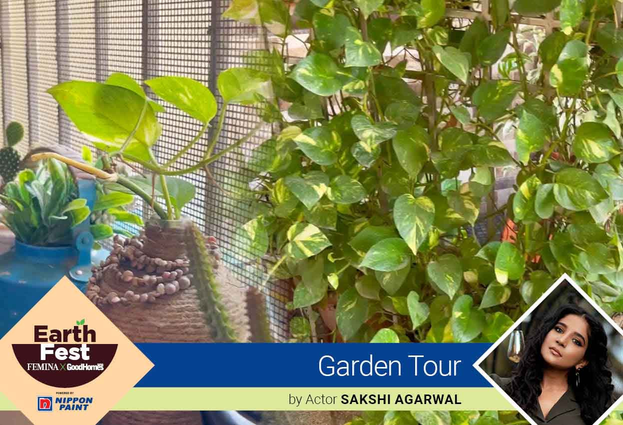 Garden Tour By Sakshi Agarwal
