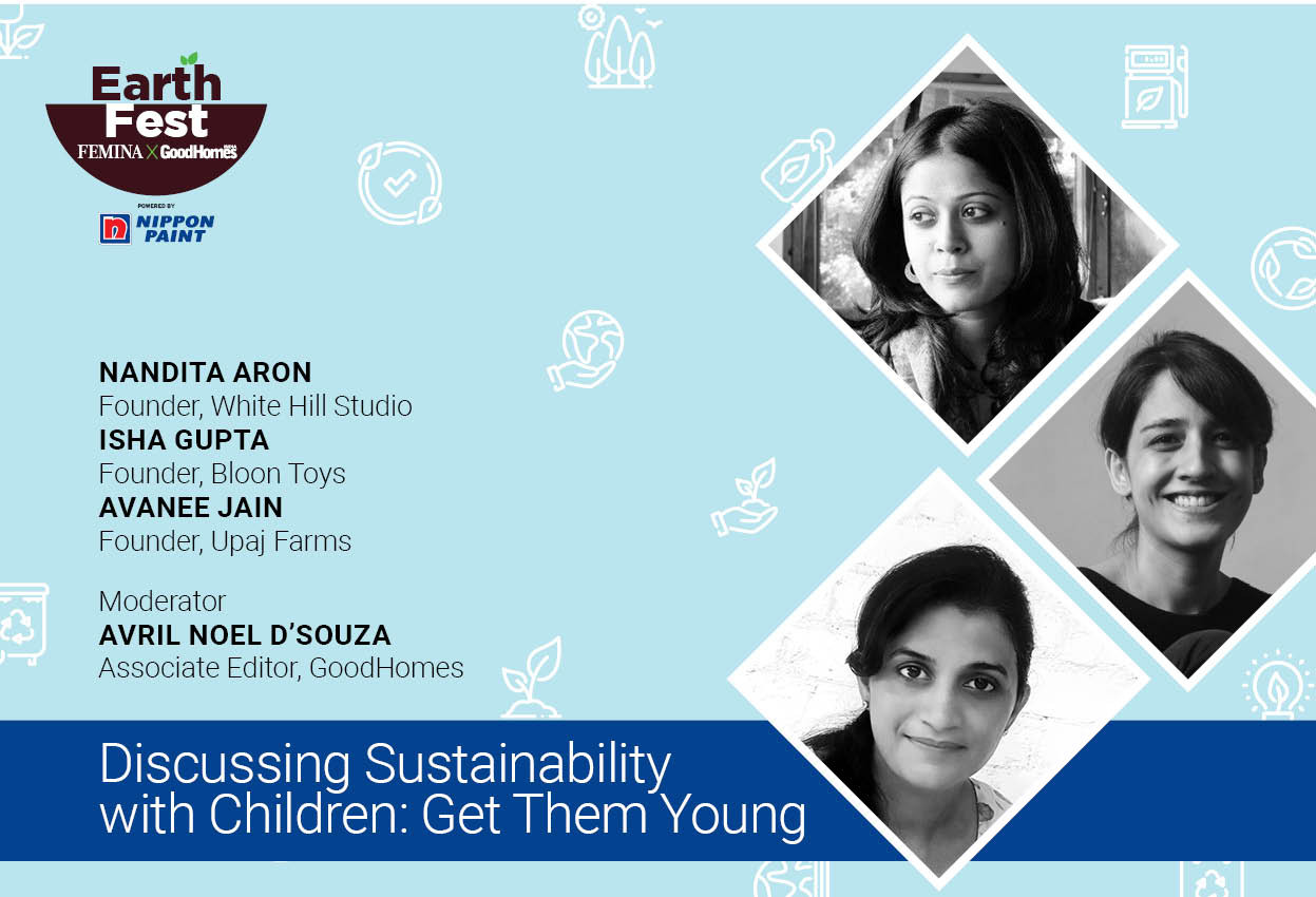 Discussing Sustainability with children: Get Them Young