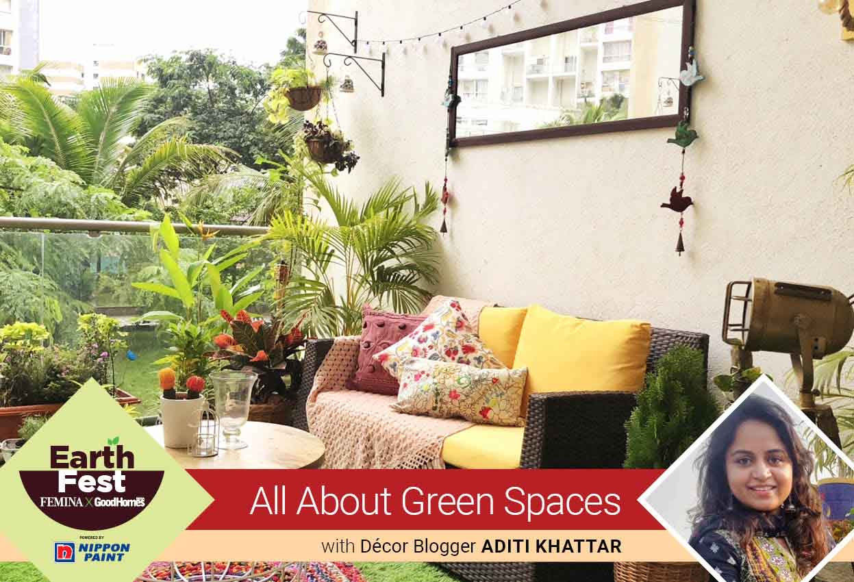 All about outdoor green spaces