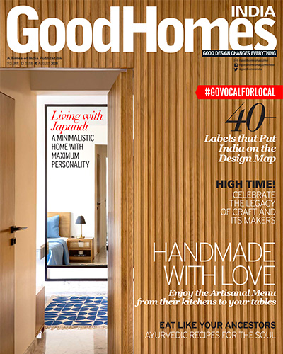 goodhomes cover