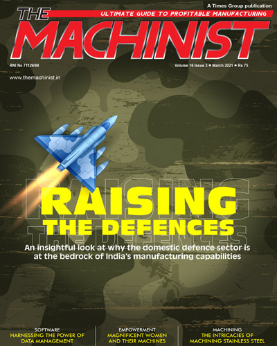 themachinist cover