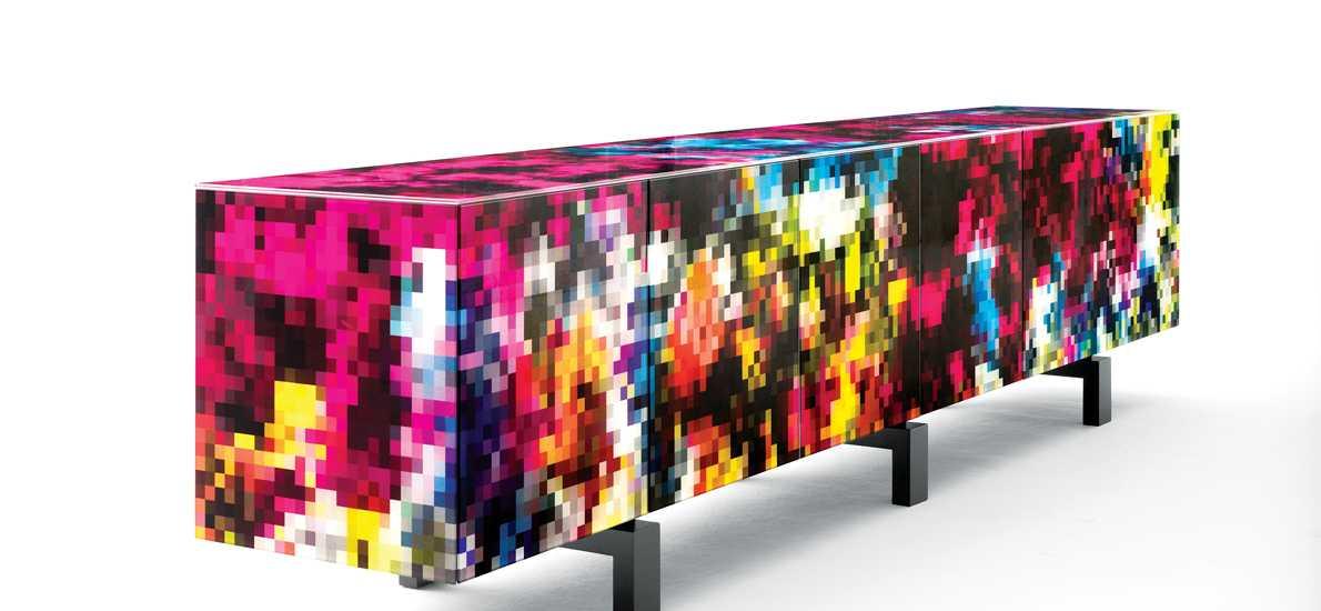 Pop cabinets for smart storage