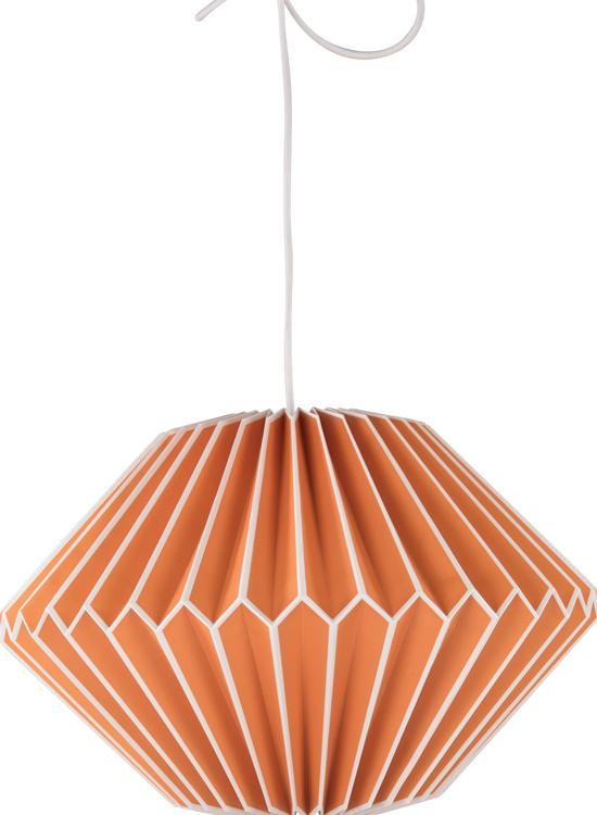 Orange Paper Lampshade.jpeg